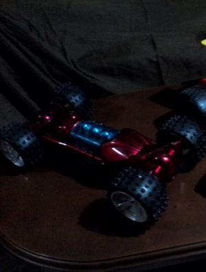 Carro Contro Remoto Rattler Como Nuevo