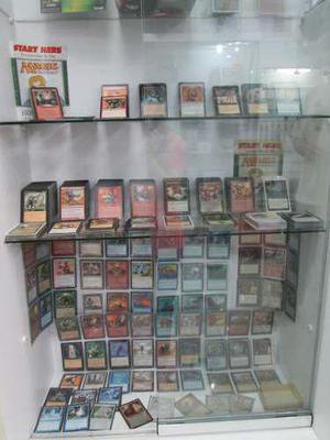 Cartas Magic The Gatering Mazo Rojo De 74 Cartas