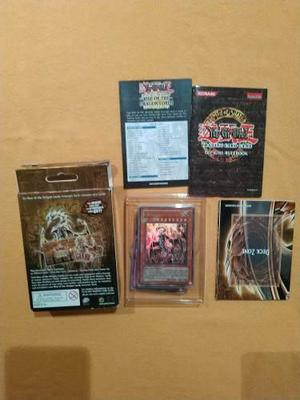 Cartas Yu Gi Oh. Rise Of The Dragon Lord. 39 Cartas + 1 Spec