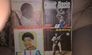 Coleccion Discos De Jazz En Acetato O Vinyl