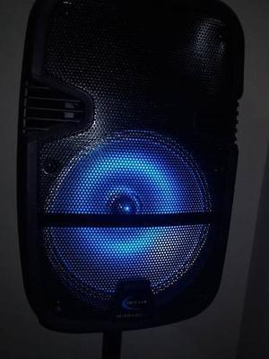Corneta Amplificada Technical Pro  Watts Modelo Pb