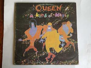 Disco Queen A Kind Of Magic Lp Vinyl  Rock