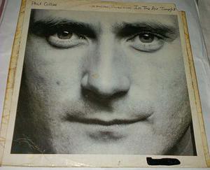 Disco Vinyl Importado: Phil Collins In The Air Tonight - Rmx