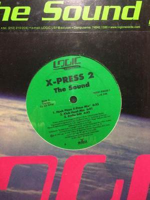 Disco Vinyl Importado: X Press 2 The Sound, Millenium Remix