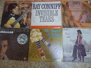Discos Acetato Vinyl Lp Musica Variada