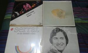 Discos De Acetato/vinilo. Varios Géneros Y Autores.