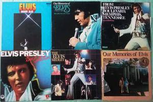 Discos De Vinil Lp Acetato Elvis Presley