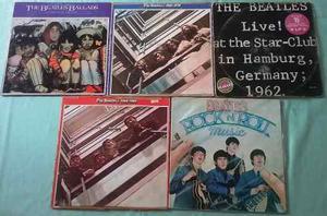 Discos De Vinil Lp Acetato The Beatles Kit 04