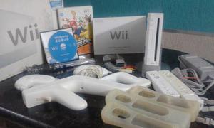Excelente Consola Nintendo Wii Con Chip. Más Sorpresas