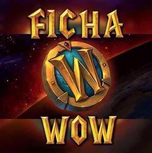 Ficha, Wow Token, Tiempo De Juego World Of Warcraft
