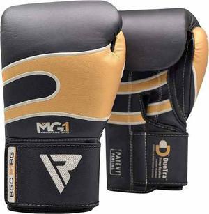 Guantes Rdx Bazooka Para Boxeo Muay Thai Kickboxing De 16 Oz