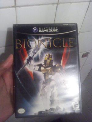 Juego De Gamecube Bionicle Nuevo Solo Se Destapo Para Probar