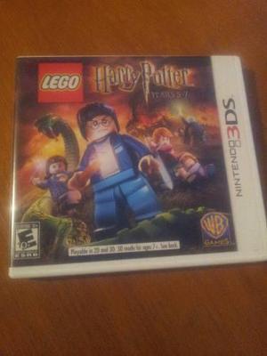 Juego De Harry Potter Lego Para News Nintendo 3ds