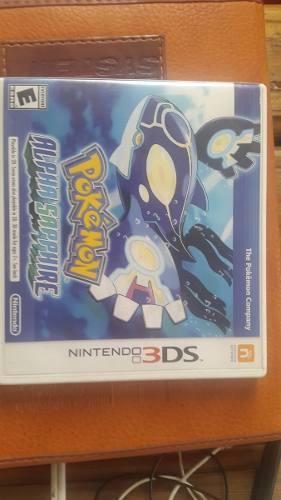 Juego Nintendo 3ds Pokemon Alpha Sapphire