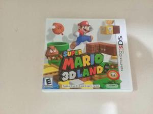 Juego Super Mario 3dland Para Nintendo 3ds