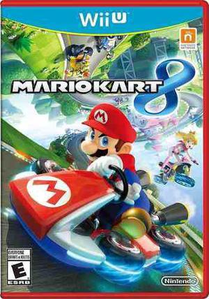 Juego Wii U Mario Kart 8 En Digital