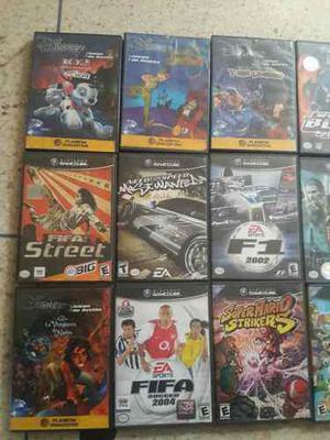 Juegos De Nintendo Gamecube Originales Revisar 3ra Foto