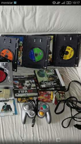 Juegos Originales, Gamecube Negociables