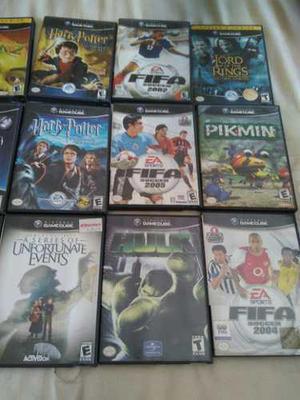 Juegos Originales Usados Como Nuevos De Nintendo Game Cube