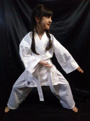 Karategui, Uniformes De Karate Marca Bushi Talla 0