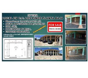 LOCAL COMERCIAL EN C.C. LOS PINOS