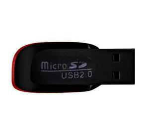 Lector De Memoria Tipo Pendrive Micro Sd
