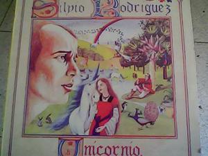 Lp Disco Vinil Acetato De Silvio Rodriguez