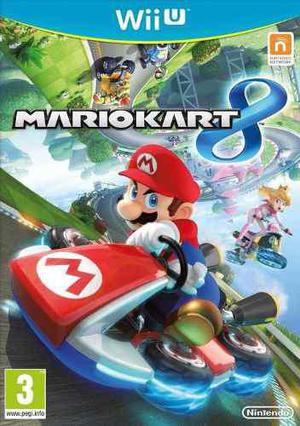 Mario Kart 8 Juegos Digitales Para Wiiu