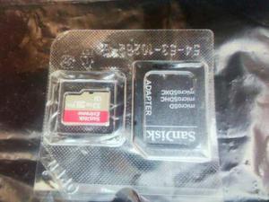 Memoria Micro Sd Xtreme 32 Gb Marca Sandisck