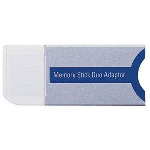 Memory Stick Pro Duo Adaptador