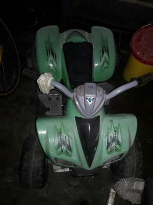 Moto Eléctrica De 4 Ruedas Para Niños
