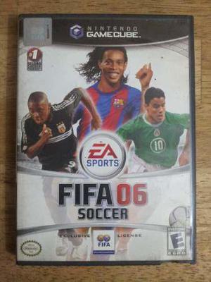 Nintendo Gamecube Fifa 06 Soccer