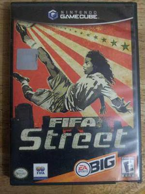 Nintendo Gamecube Fifa Street