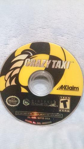 Oferta! Crazy Taxi Gamecube Compatible Con Wii
