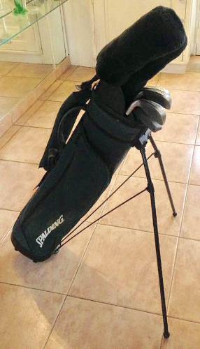 Palos De Golf Tour Xl Junior Spalding.