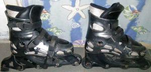 Patines Lineales Usados Talla 39-40