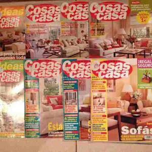 Revistas De Decoraciones Cosas De Casa Carpintería