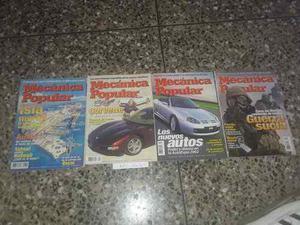Revistas Mecanica Popular Coleccion De 91 Revistas