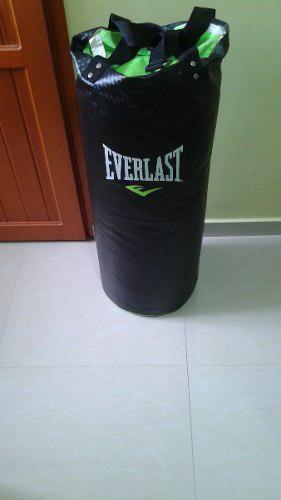 Saco De Boxeo Artes Marciales Everlast Nuevo