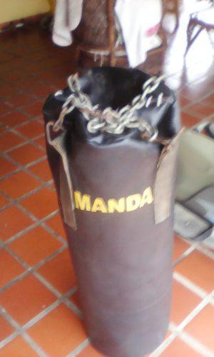 Saco De Boxeo Y Karate Marca Manda