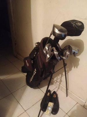 Set De Palos De Golf Marca Adams