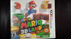 Super Mario 3d Land Para Nintendo 3ds