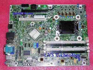 Tarjeta Madre Hp Intel Socket 1155 Con Vga Hdmi