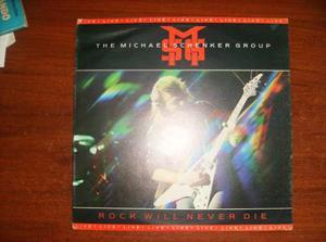 The Michael Schenker Group. Disco De Vinyl