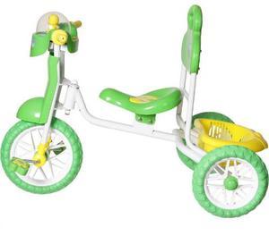 Triciclo Infantil Para Niñas De Metal