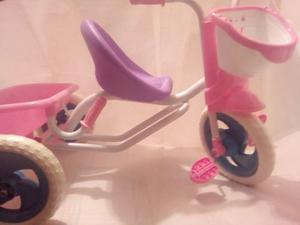 Triciclo Infantil Rosado Chacao