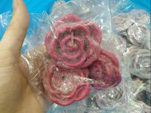 Velas Flotantes Rosas De 3 Unidades
