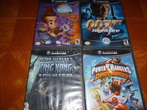 Vendo Juegos Originales Y Accesorios Para Game Cube