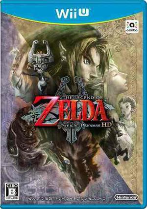 Zelda Legend Twilight Princess Hd + Pack D Juegos Sin Baneo!