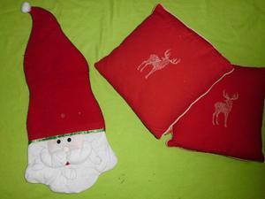 Adornos De Navidad San Nicolas Cojines Navideños